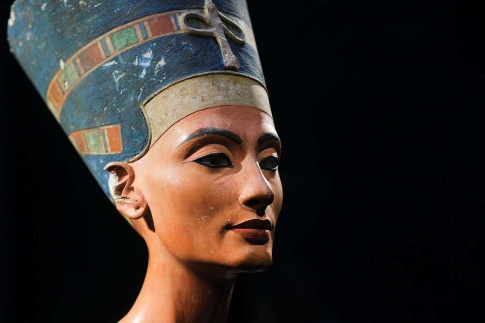 Nefertiti Queens beauty