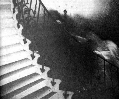 Ghosts Queen's House